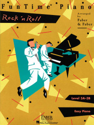 Funtime Rock 'N Roll, Level 3A-3B, Book
