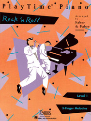Playtime Rock 'N Roll, Level 1, Book
