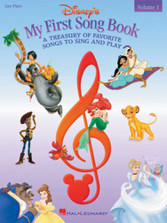 Disney's My First Songbook, Easy Piano