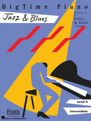 Bigtime Jazz & Blues, Level 4, Book