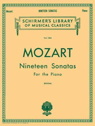 19 Sonatas - Book 1, Piano Solo