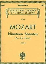19 Sonatas - Complete, Piano Solo