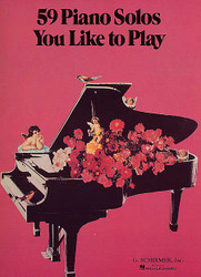 59 Piano Solos You Like To Play, Piano Solo