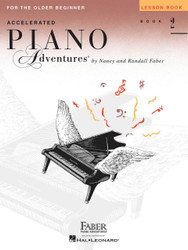 Accelerated Piano Adventures For The Older Beginner, Lesson Book 2, Lesson Book 2