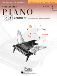 Accelerated Piano Adventures For The Older Beginner, Technique & Artistry Book 2, Technique & Artistry Book 2