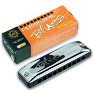 Seydel 10201 Blues Session Standard Harmonica - Key of D