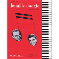Bumble Boogie - Adapted From The Flight Of The Bumble-Bee, Piano Solo