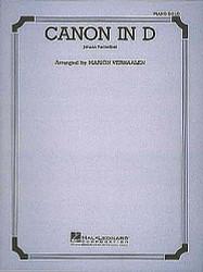 Canon In D - Piano Or Organ Solo, Piano Or Organ Solo, Piano Or Organ Solo