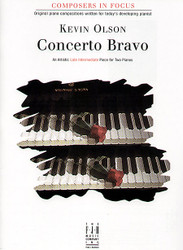 Composers In Focus Concerto Bravo