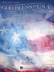 God Bless The U.S.A., P/V/G Sheet Music