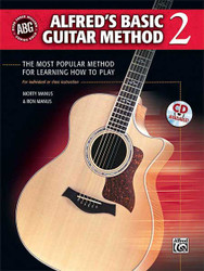 Alfred's Basic Guitar Method, Book 2 The Most Popular Method For Learning How To Play