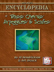 Encyclopedia Of Bass Chords, Arpeggios And Scales