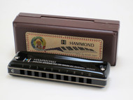 Suzuki HA20 Promaster Hammond Harmonica Key of C