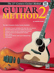 21St Century Guitar Method 2 The Most Complete Guitar Course Available 1