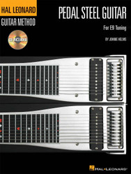 Pedal Steel Guitar Method, Book/Cd Pack