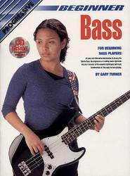 Progressive Beginner Bass Gary Turner - Book/Dvd/Cd