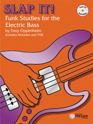 Slap It!, Funk Studies For The Electric Bass, Fifth Edition, Electric Bass