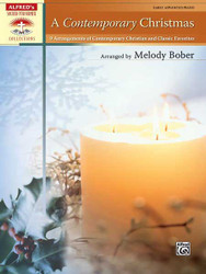 A Contemporary Christmas 9 Arrangements Of Contemporary Christian And Classic Favorites