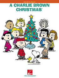 A Charlie Brown Christmas(Tm), Big-Note Piano