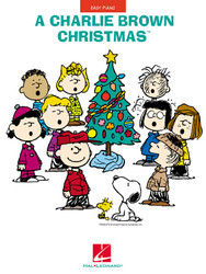 A Charlie Brown Christmas(Tm), Easy Piano