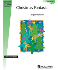 Christmas Fantasia - Level 4, Hal Leonard Student Piano Library Showcase Solos Level 4/Early Intermediate