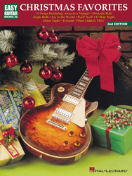 Christmas Favorites - 2Nd Edition, Easy Guitar With Notes & Tab, Easy Guitar With Notes & Tab