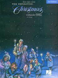 The Definitive Christmas Collection - 3Rd Edition, P/V/G