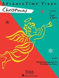 Advancetime Christmas, Level 5, Book
