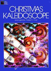 Christmas Kaleidoscope I Viola Frost