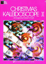 Christmas Kaleidoscope 2 Viola Frost