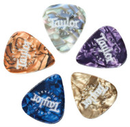 Taylor Marble Guitar Pick, Thin Gauge