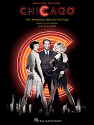 Chicago (Movie), Vocal Selections