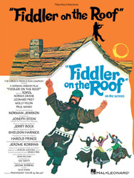 Fiddler On The Roof, Vocal Selections, P/V/G