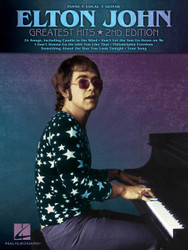 Elton John - Greatest Hits, 2Nd Edition, P/V/G