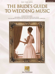 The Bride's Guide To Wedding Music, A Complete Resource, P/V/G