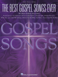 The Best Gospel Songs Ever, P/V/G