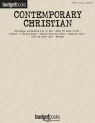 Contemporary Christian, Budget Books, P/V/G