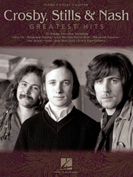 Crosby, Stills & Nash - Greatest Hits, P/V/G