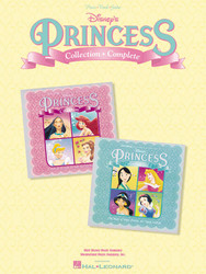 Disney's Princess Collection - Complete, P/V/G
