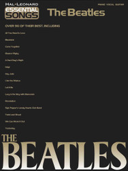 Essential Songs - The Beatles, P/V/G