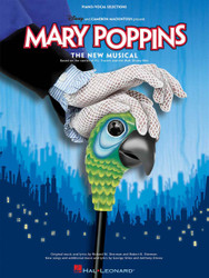 Mary Poppins, Selections From The Broadway Musical, Piano/Vocal