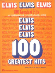 Elvis Elvis Elvis - 100 Greatest Hits, P/V/G