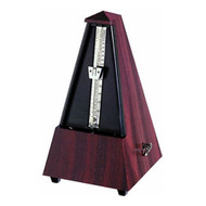 Wittner Mahogany Grain Metronome Without Bell