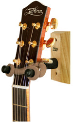 String Swing Hardwood Home & Studio Guitar Hanger