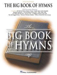 The Big Book Of Hymns, P/V/G