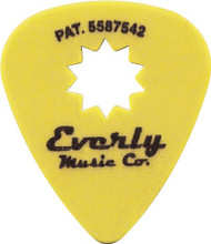 Everly Star Pick 12-Pack 0.73Mm Yellow
