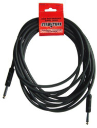 "18.6' Strukture High Performance Instrument Cable Straight/Straight 1/4"" (SMC06)"