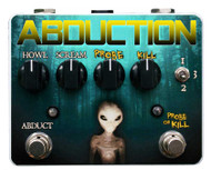 Tortuga Abduction Overdrive Guitar Effects Pedal