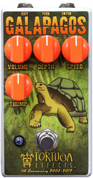Tortuga Galapagos Tremolo Guitar Effects Pedal