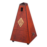 Wittner Mahogany Wood Metronome Without Bell